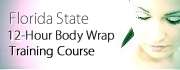 Florida 12-hour body wrap training course